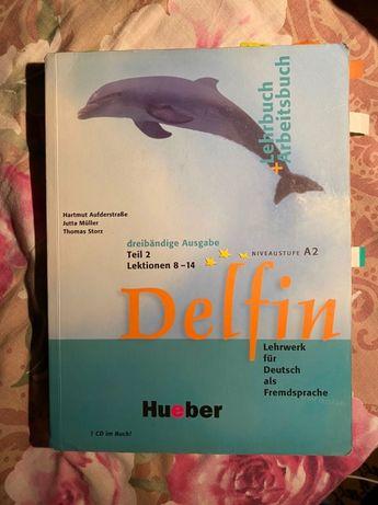 Учебник по немецкому Delfin Niveaustufe A2