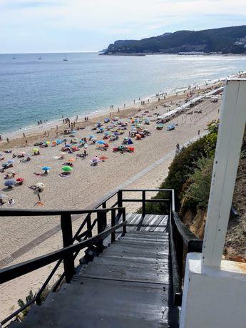 T0 Sesimbra, Falesia Studio (AL), acesso privativo à praia