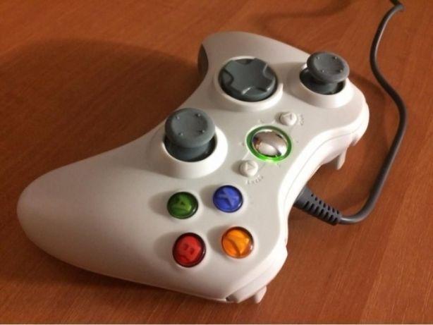Без предоплат! Геймпад джойстик контроллер Xbox 360 Black для PC