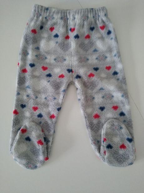 Półśpiochy niemowlęce polarowe