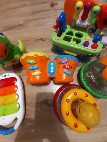 Zabawka bęben dla malucha