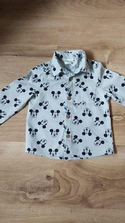 Koszula chłopięca 80