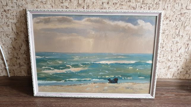 Картины Азовское море, Гончаренко
