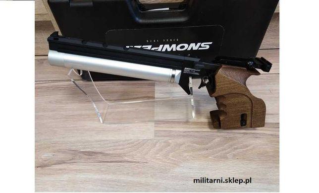 Wiatrówka pistolet PCP Artemis PP20 – 4,5mm.