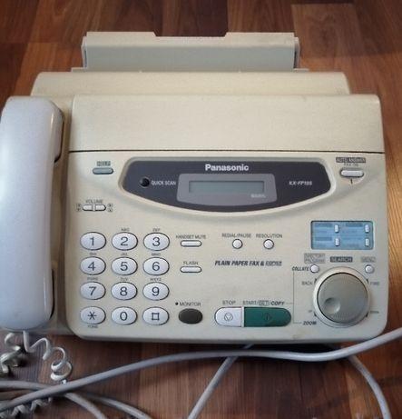 Panasonic KX-FP105RS на обычной бумаге
