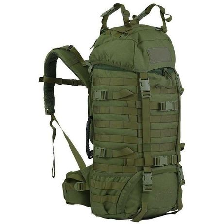 MILITARIALODZ.PL Plecak wojskowy taktyczny RACCOON 45 Olive WISPORT