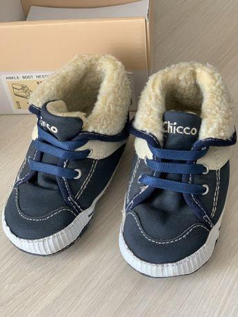 Кроссовки ботинки демисизонные Cicco, 19