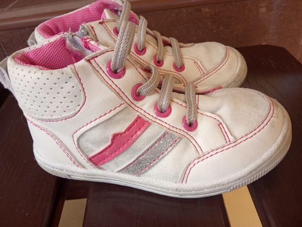 Buty dziecięce dla dziewczynki, rozmiar 23