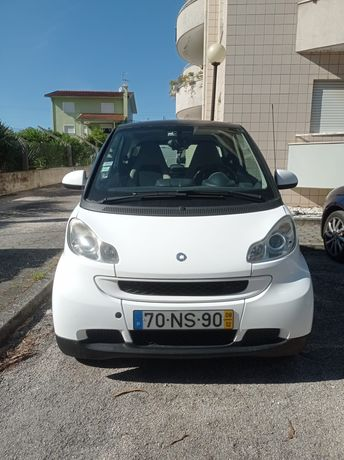 Smart fortwo coupe mhd 2008 1.0cc