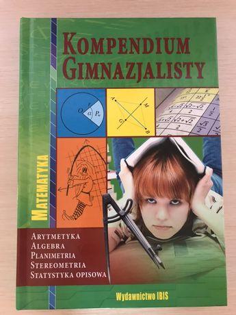 Kompendium gimnazjalisty matematyka