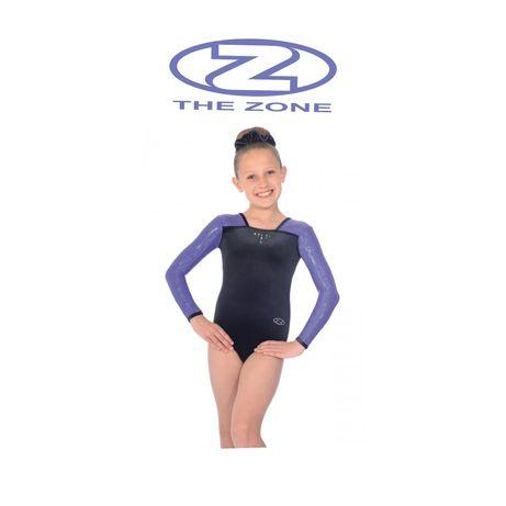 Купальник гимнастический The Zonе на 12-13 лет, р.152-164