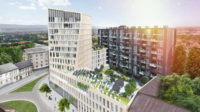 Продаж квартири в ЖК Форум Апартментс (Forum Apartments)