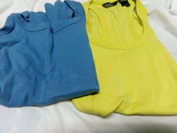 T-shirts tamanho s mango