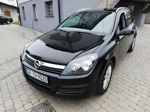 Opel Astra 1.8 140km, wersja Cosmo, serwisowana
