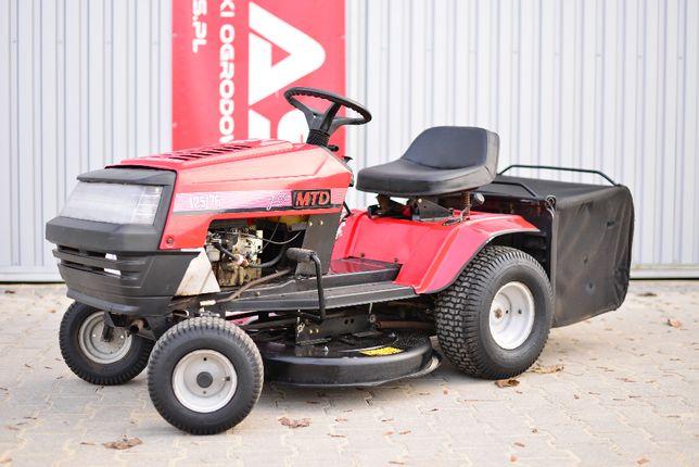 Traktorek ogrodowy MTD 125/76 nr (081202) - Baras
