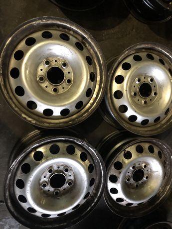 Диски метал R16 5*120 цена за 4 шт 1400 грн