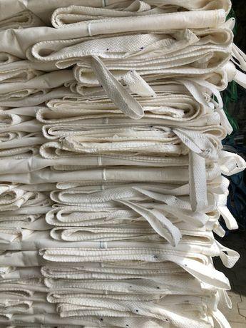 Importer opakowań BIG BAG BIGBAGI biny 1000 kg z fartuchem