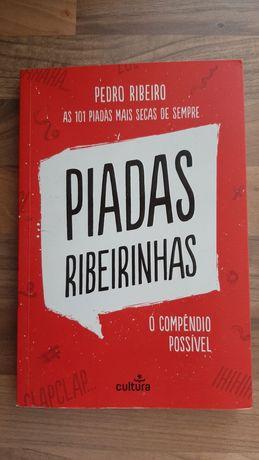 Piadas Ribeirinhas + portes grátis