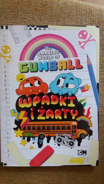 Gumball: Wpadki i żarty