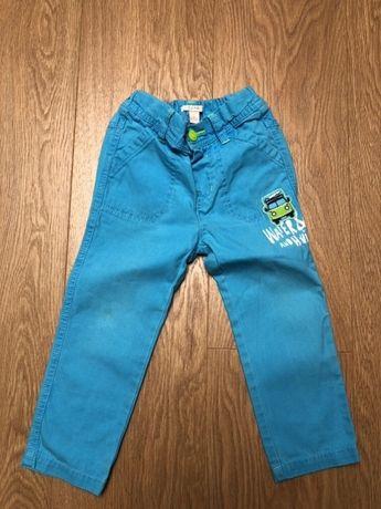 Esprit klasyczne spodnie r.92, dla chłopca
