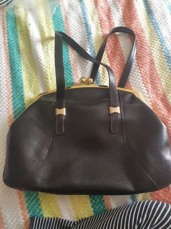 Винтажная сумка радекюль