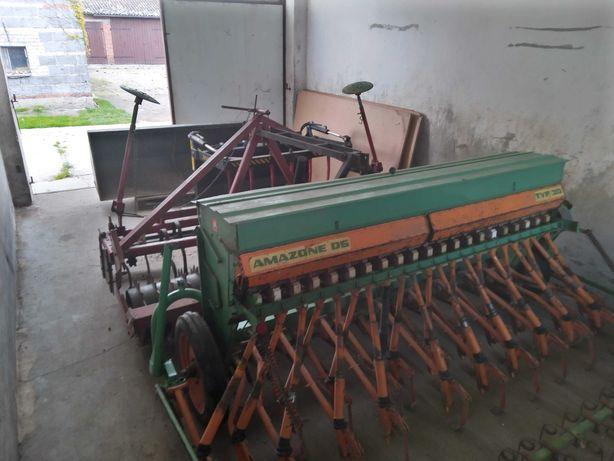wyprzedaż maszyn rolniczych