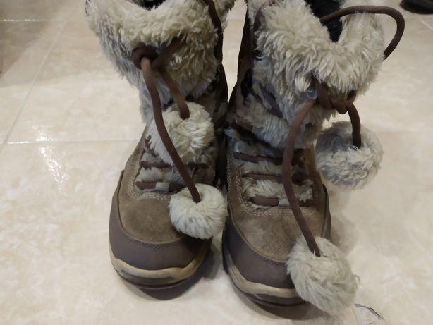 Buty zimowe śniegowce hi-tec