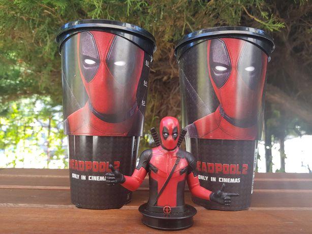 Kubki z figurką Deadpool