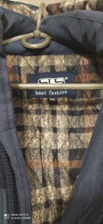 Продам куртку чоловічу