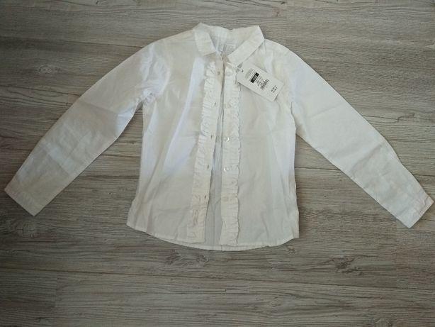 Блузка для девочки 122р