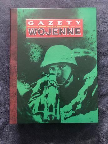 Gazety Wojenne - zeszyty 1-20 komplet