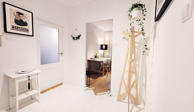 Sprzedam mieszkanie 3 pokoje, Warszawa Ursynów, parter z ogródkiem 54m