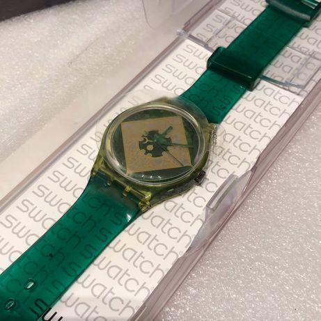 Relógio Swatch GG171A, Novo, Nunca Usado na caixa