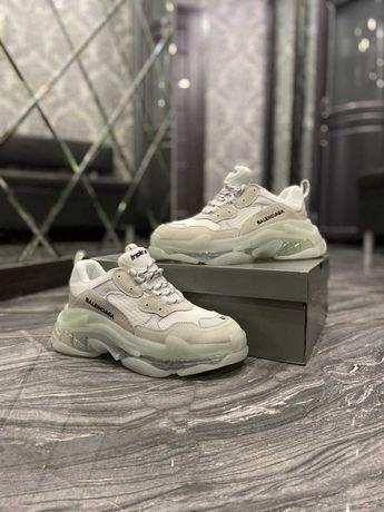 Balenciaga Triple S damskie buty premium jakość inne kolory
