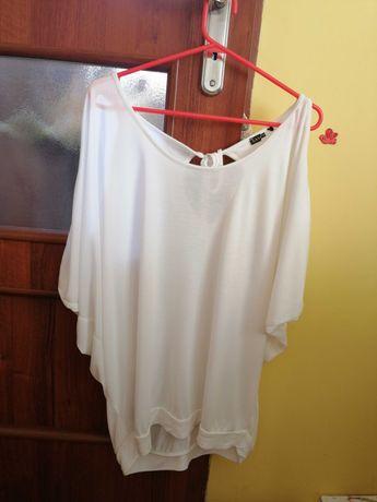 Lascana, piękna bluzka, wycięte ramiona-nietoperz r. 44/46 jak nowa