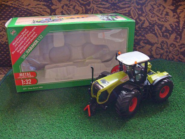 Siku Traktor Claas Xerion 5000 skala 1:32 OKAZJA! (proszę czytać opis)