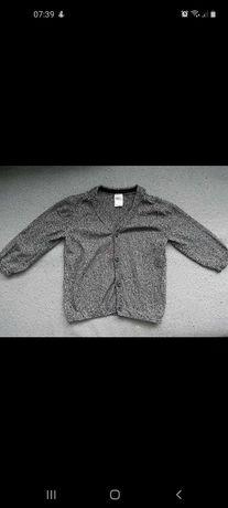Sweter h&m 80 dla chłopca