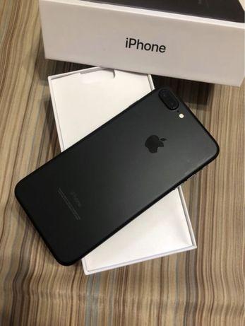 Идеал iPhone 7+ Plus 256Gb Matte Black Neverlock Айфон семь плюс 128