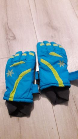 Rękawiczki zimowe narciarskie