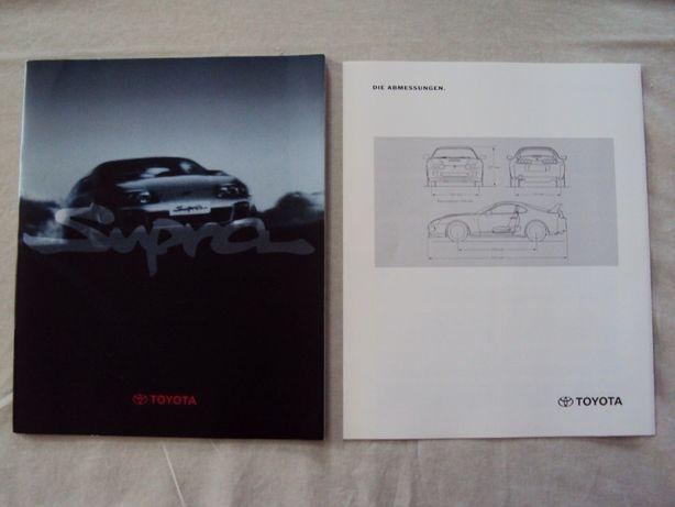 Catálogo Toyota Supra