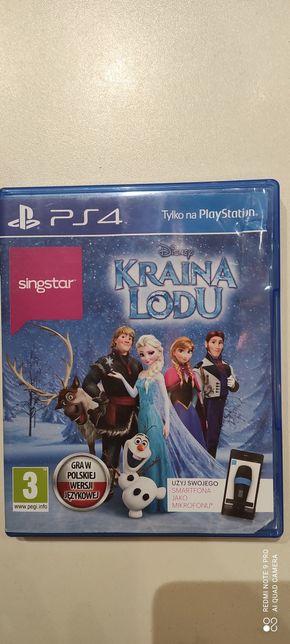 Singstar Kraina lodu ps4