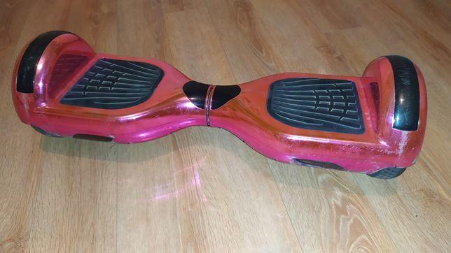 Hoverboard Różowy