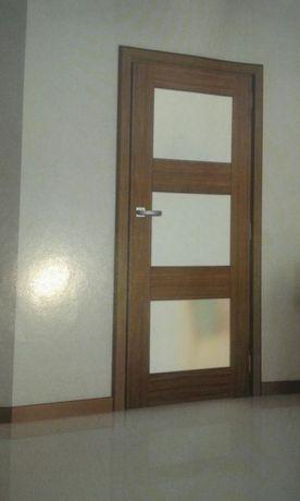 Montaż dopasowanie drzwi do starej ościeżnicy .
