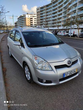 Toyota corolla Verso 2.2 D4D, 137 cv