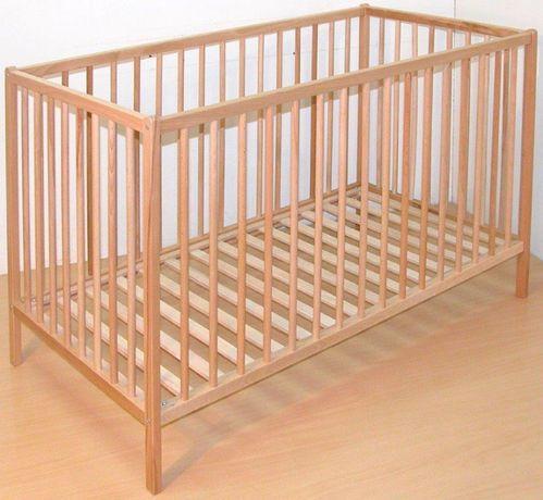 Ліжко дитяче з натурального дерева, кроватка детская деревянная бук