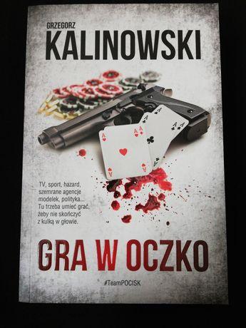 Grzegorz Kalinowski Gra w oczko
