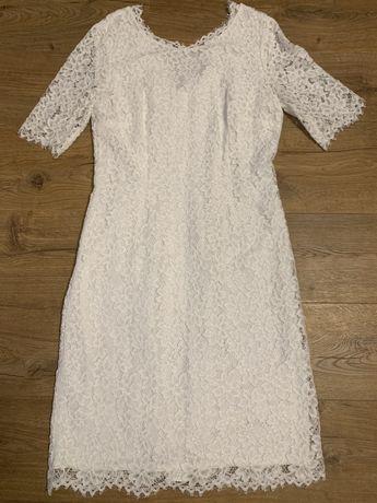 Sukienka ślubna Hugo Boss, Peek& Cloppenburg 40,L
