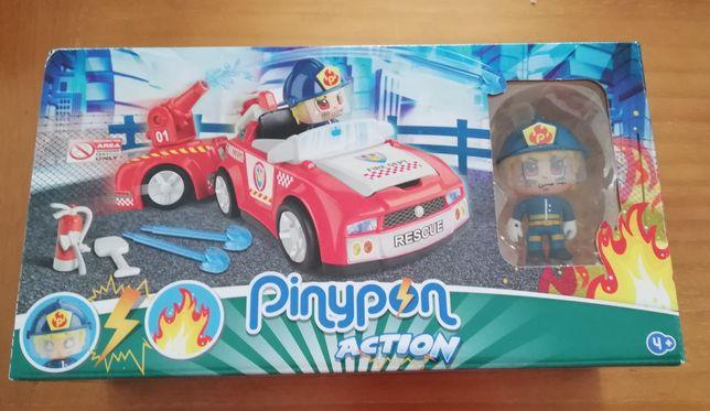Pinypon - Veículos de Ação Bombeiros