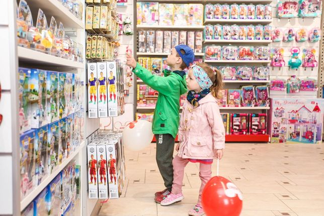 Детский магазин 90 кв м