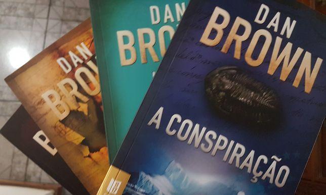 Livros Dan Brown